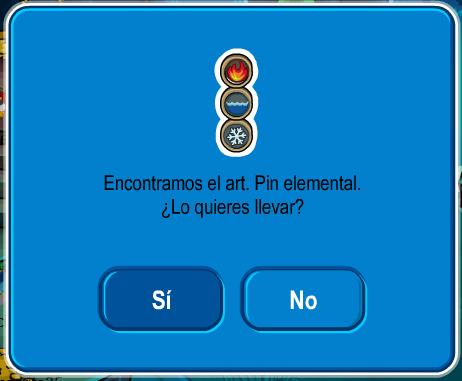 haz encontrado Pin Elemental